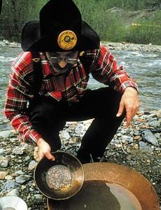 gold prospecting Alaska