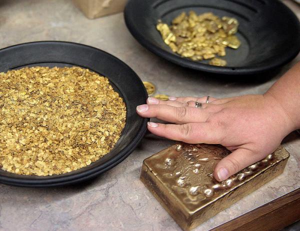 alaska gold prospecting