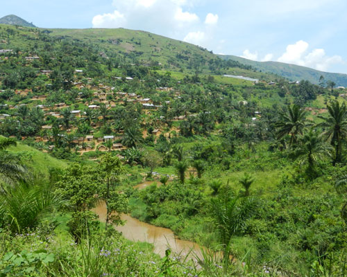 gold prospecting liberia